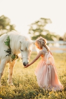 Anika Colombo Photography unicorn session in Richmond VA